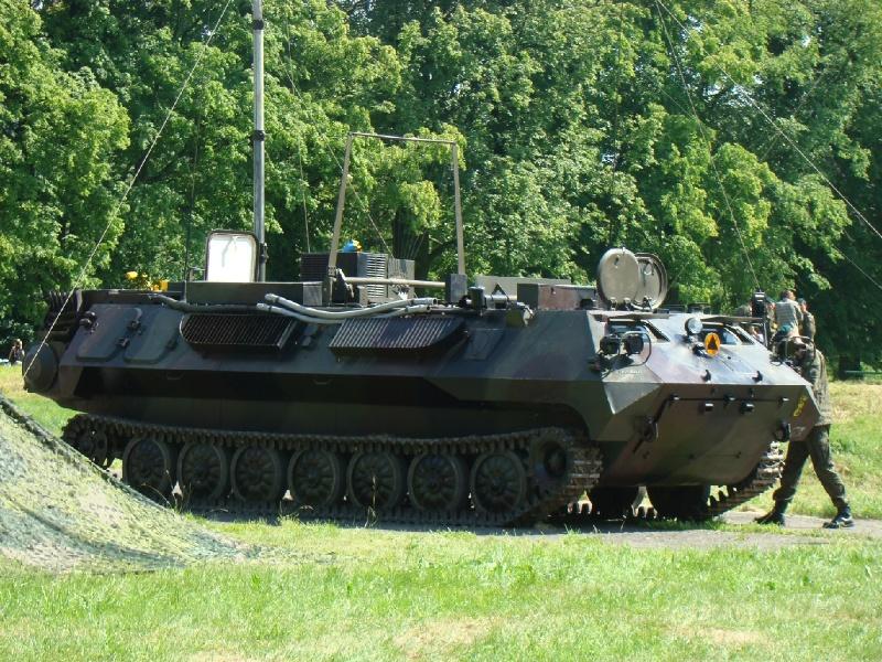 Мт-лбу-м - в 2003 году на мотовилихинском заводе был создан модифицированный вариант мт-лбу-м
